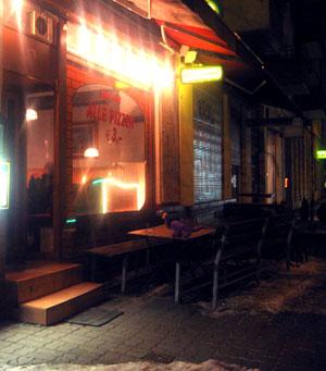 Berlin Kastanienallee - Foto von Ariane Zuber