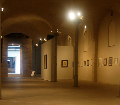 Raum Sammlung Scharf und Gerstenberg Teilansicht (Foto von Ariane Zuber)