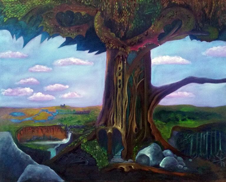 Ariane Zuber - Traum von einem Baum