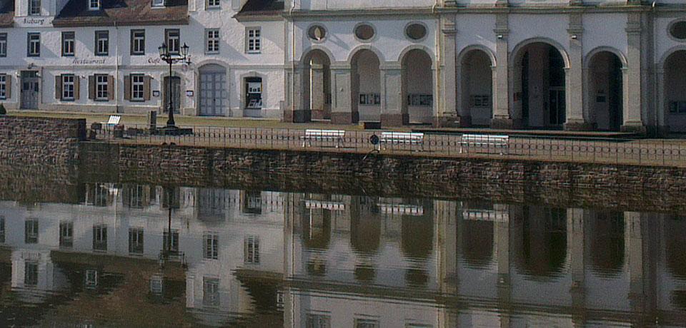 Der Architekt des Hafens Bad Karlshafen