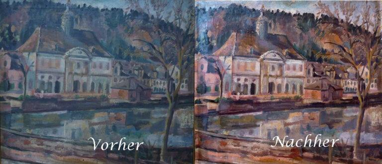 Gemäldereinigung Ariane Zuber