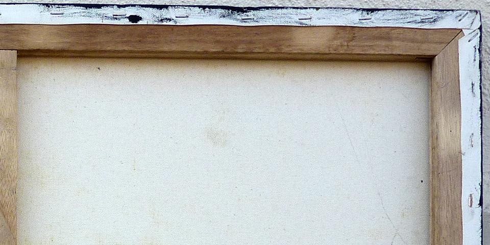 Irrgang, Öl auf LEinwand, Gemälde von Ariane Zuber