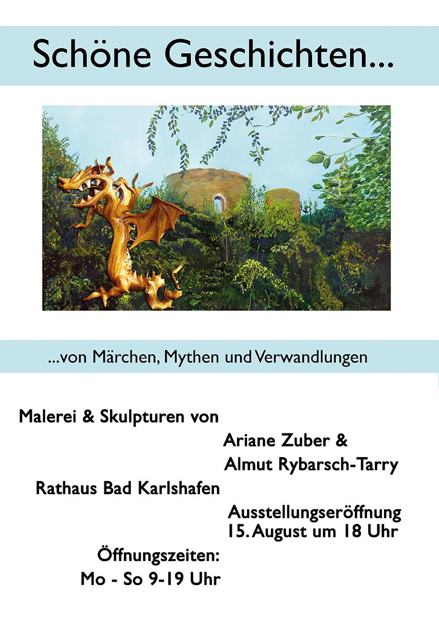 """Ausstellung """"Schöne Geschichten"""" Rathaus Bad Karlshafen"""