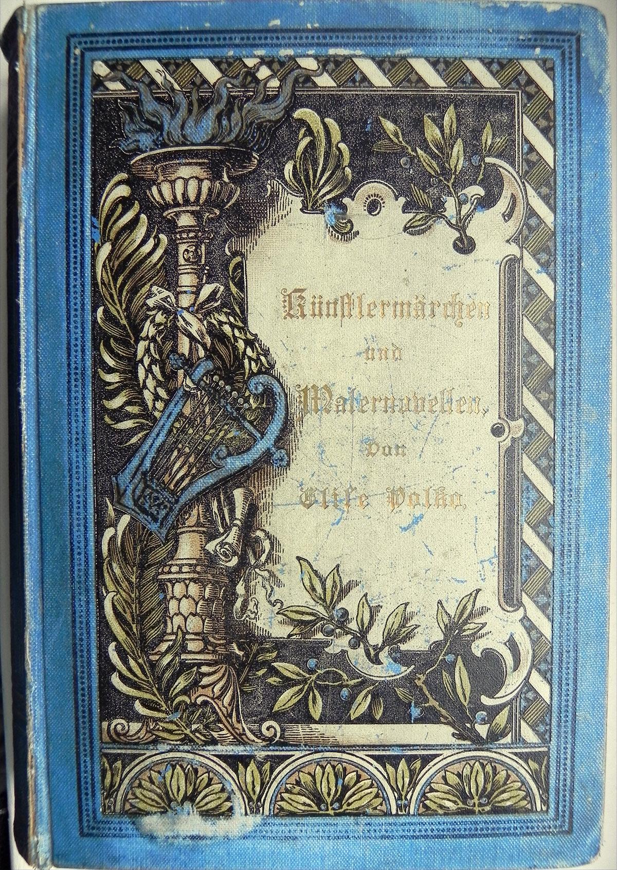 Buch Elise Polko Künstlermaerchen